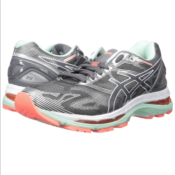Asics Gel Nimbus 9 Running Shoes Womens